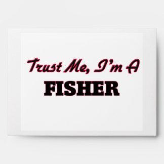 Trust me I'm a Fisher Envelopes