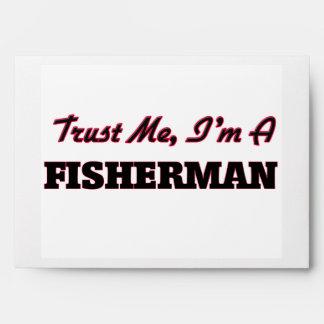 Trust me I'm a Fisherman Envelopes