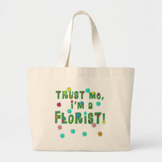 Trust Me I'm a Florist Bag