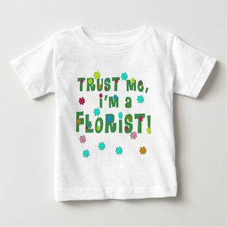 Trust Me I'm a Florist Products T-shirt
