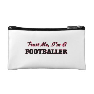 Trust me I'm a Footballer Cosmetic Bags