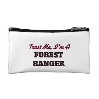 Trust me I'm a Forest Ranger Makeup Bag