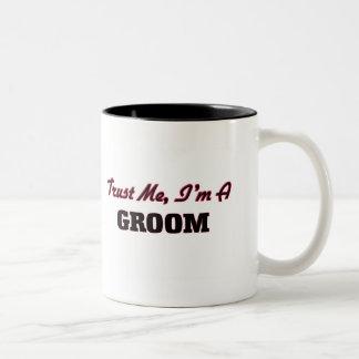 Trust me I'm a Groom Mug