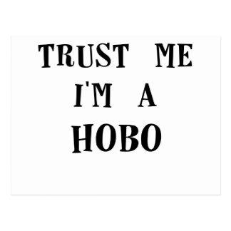 trust me im a hobo.png postcard
