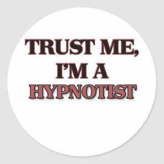 Trust Me I'm A HYPNOTIST Sticker