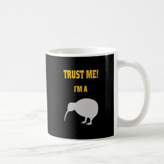 TRUST ME I'M A KIWI COFFEE MUG