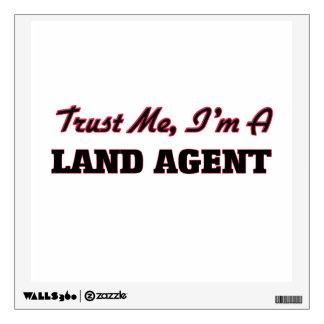 Trust me I'm a Land Agent Room Graphics
