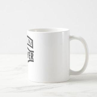 Trust Me I'm A Lawyer Classic White Coffee Mug