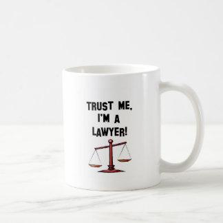 Trust me Im a lawyer Coffee Mug