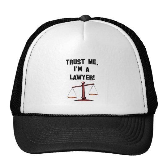 Trust me Im a lawyer Trucker Hat