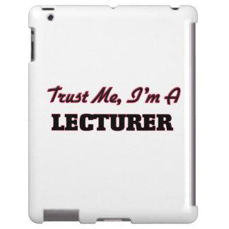 Trust me I'm a Lecturer