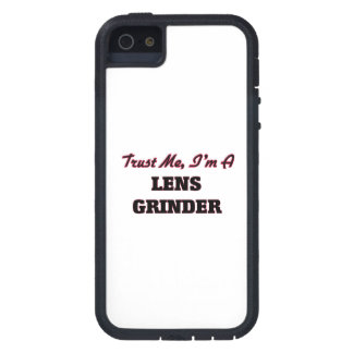 Trust me I'm a Lens Grinder iPhone 5 Covers