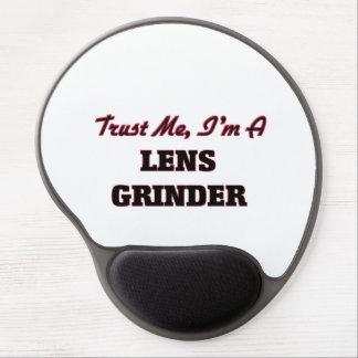 Trust me I'm a Lens Grinder Gel Mouse Mat