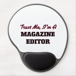 Trust me I'm a Magazine Editor Gel Mouse Pad