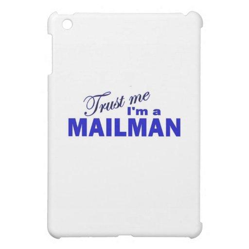 Trust Me I'm a Mailman iPad Mini Covers