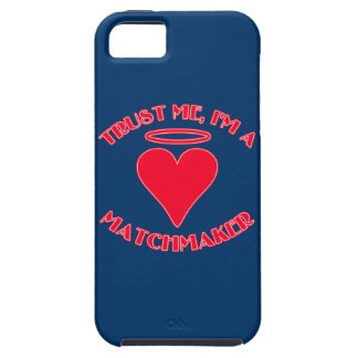 Trust Me I'm a Matchmaker iPhone 5 Cases
