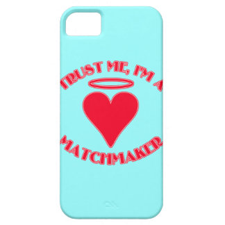Trust Me I'm a Matchmaker iPhone 5 Covers