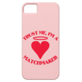 Trust Me I'm a Matchmaker iPhone 5 Cover