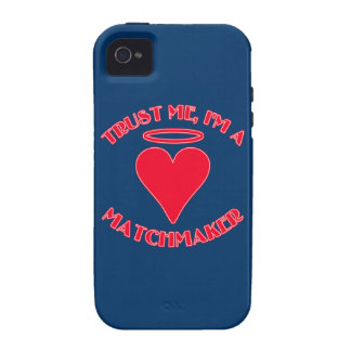 Trust Me I'm a Matchmaker iPhone 4 Cover