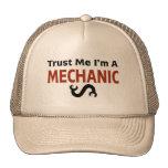 Trust Me I'm A MECHANIC Trucker Hat