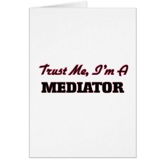 Trust me I'm a Mediator Cards