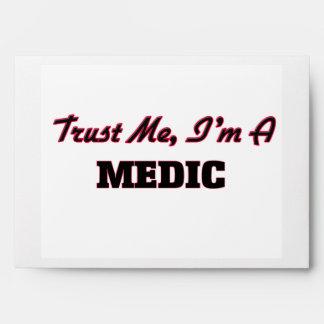 Trust me I'm a Medic Envelope