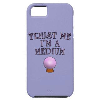 Trust Me Im a Medium iPhone SE/5/5s Case