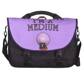 Trust Me Im a Medium Laptop Bag