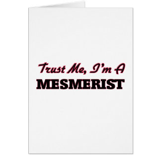 Trust me I'm a Mesmerist Cards