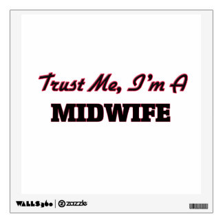 Trust me I'm a Midwife Room Graphic