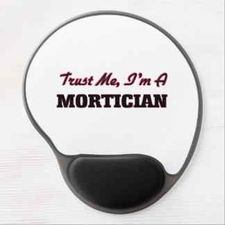 Trust me I'm a Mortician Gel Mousepads