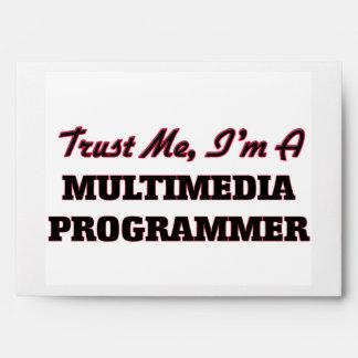 Trust me I'm a Multimedia Programmer Envelopes