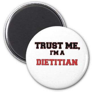 Trust Me I'm a My Dietitian Magnet