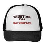Trust Me I'm a My Naturopath Mesh Hats