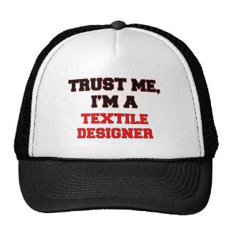 Trust Me I'm a My Textile Designer Hat