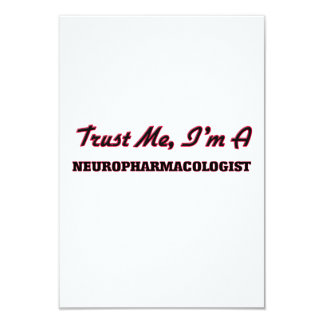 Trust me I'm a Neuropharmacologist Personalized Announcements