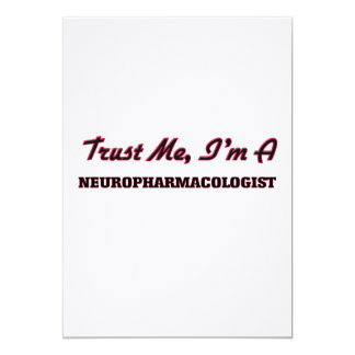 Trust me I'm a Neuropharmacologist Custom Announcements