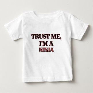 Trust Me I'm A NINJA Baby T-Shirt