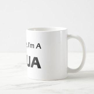 Trust Me, I'm a Ninja Coffee Mug
