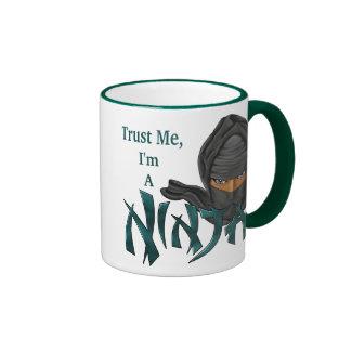 Trust Me I'm A Ninja Mugs