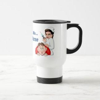 Trust Me - I'm a Nurse Travel Mug