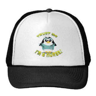 Trust Me I'm a Nurse Trucker Hat