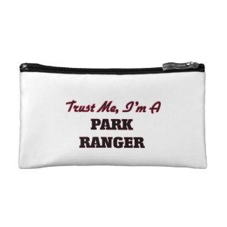 Trust me I'm a Park Ranger Makeup Bags