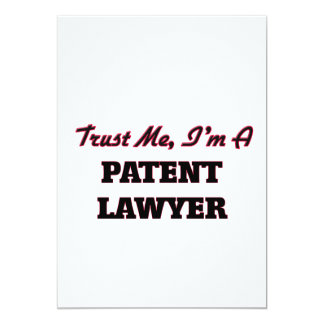 Trust me I'm a Patent Lawyer Cards