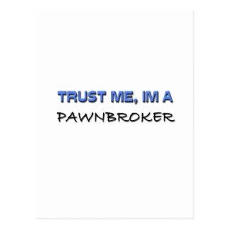 Trust Me I'm a Pawnbroker Post Cards