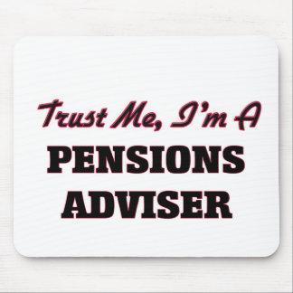 Trust me I'm a Pensions Adviser Mouse Pads