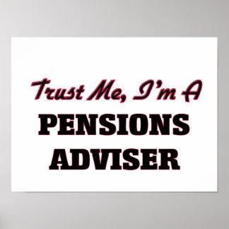Trust me I'm a Pensions Adviser Print