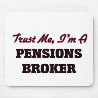 Trust me I'm a Pensions Broker Mousepads