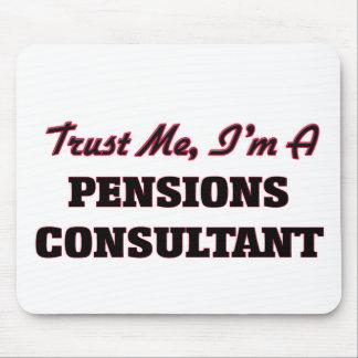 Trust me I'm a Pensions Consultant Mousepad