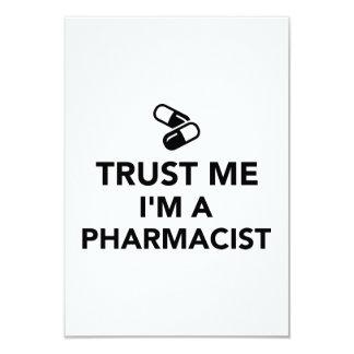 Trust me I'm a Pharmacist Custom Announcements